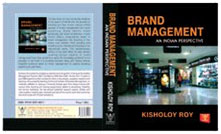 Brand Management-An Indian Perspective by Kisholoy Roy