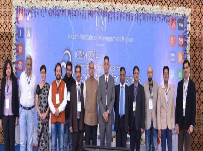 Dignitaries and organisers of ICSM 2014.JPG