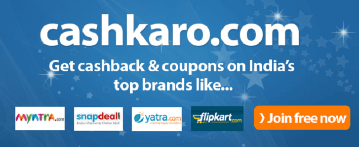 Cashkaro: A Magical Destination For Online Shoppers !