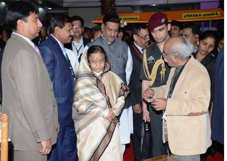 President Pratibha Devisingh Patil urges educational institutes to focus on students character building, social responsibility